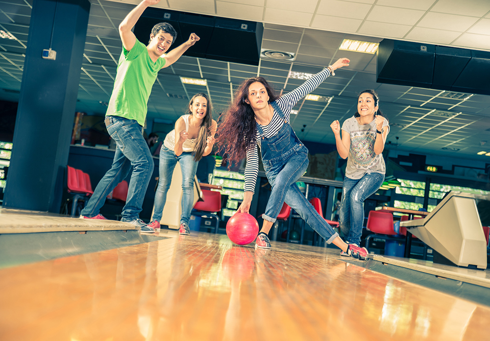 Bowling Family Activities at Leda Lanes in Nashua, NH