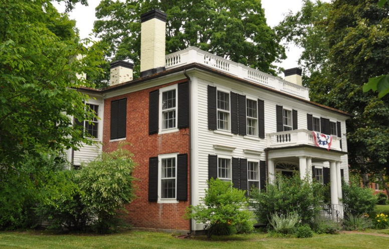 Abbot-Spalding House Museum in Nashua, NH