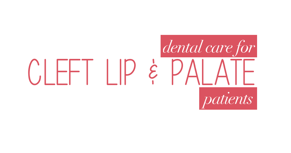 Nashua Dental Group Blog Cleft Palate Header Image